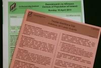 24.aprīlī Īrijā notiks Tautas skaitīšana