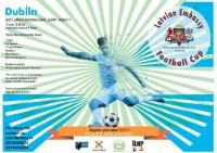 Latvijas vēstniecības kausa izcīņā mini futbolā