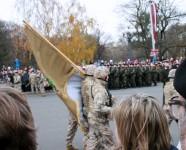 No ārzemēm uz rezerves karavīru apmācību ieradās 7 cilvēki