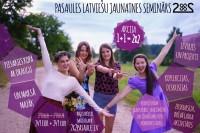Vēl var pieteikties Pasaules latviešu jaunatnes semināram 2x2