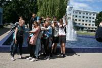 Jaunieši iepazīst Rīgu