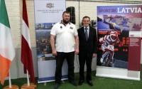 """Latvijas vēstniecības kausu mini futbola turnīrā izcīna """"FC Inter Dublin"""""""