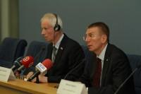 Kanādas ārlietu ministrs uzsver gatavību aizsargāt katru Latvijas kvadrātcentimetru
