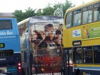 Septembrī Dublinā atkal streikos autobusu vadītāji