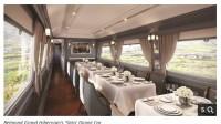 Šodien ceļā dodas pirmais Īrijas luksusa guļamvagonu sastāvs