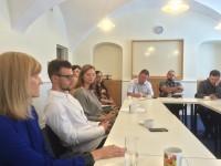 Latvijas Institūta diskusija par #GribuTeviAtpakaļ