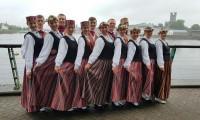 """Limerikas deju kolektīvs """"Nemiers """" aicina jaunus dalībniekus"""