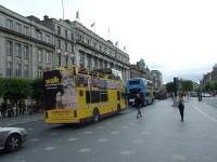 Dublinā autobusi šovakar kursēs tikai līdz plkst. 21:00