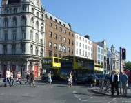 Streika dēļ autobusu satiksme Dublinā tiks pārtraukta jau šovakar