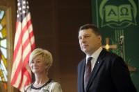 Valsts prezidents aicina tautiešus visā pasaulē piedalīties Latvijas simtgades svētku rīkošanā