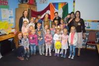 Pirmā Zinību diena Atlonas skoliņā