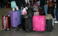 <em>Ryanair</em> agro rīta reisu pasažieriem piedāvā nodot bagāžu iepriekšējā vakarā