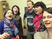 Dublinā tiekas folkloras draugu grupa - pievienojies!