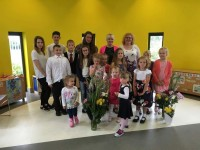 Portadown skoliņā sācies jaunais mācību gads