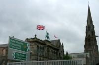 Britu premjere paziņo par izstāšanās sarunu uzsākšanu sešu mēnešu laikā