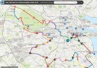 Svētdien Dublinā notiks maratons, tiks ierobežota satiksme