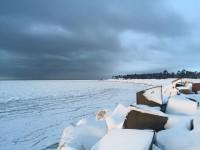 Dažviet Latvijā jau valda meteoroloģiskā ziema