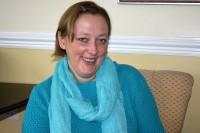 Īrijas skolotāja saņem LVA Atzinības rakstu