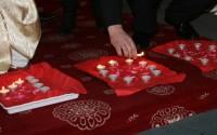"""Starpkonfesionāls sveču gājiens pa Dublinu, """"Gaismas ceļš"""""""