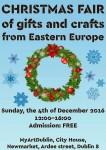 Austrumeiropas Ziemassvētku tirdziņš - izstāde