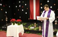 Ziemassvētku dievkalpojumi Kristus Apvienotajā ev.lut. draudzē