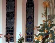 Dievkalpojums un Ziemassvētku ieskaņas koncerts Dublinā