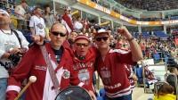 2016. gads - Latvijas sporta fani