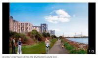 Dublinā tiek plānots jauns mikrorajons