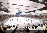Liffey Valley tirdzniecības centrs plāno būvēt ledus arēnu
