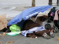 Dienesti aicina ziņot par Dublinā uz ielām guļošiem cilvēkiem