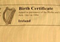 Nosaka iespēju papildināt ārvalstīs reģistrētu dzimšanas ierakstu
