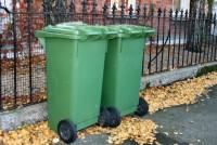 Ar kamerām kontrolēs mājsaimniecību zaļo atkritumu konteineru saturu