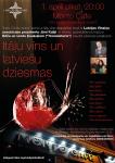 Itāļu vīns un latviešu dziesmas