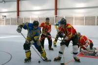 <em>Longford Hawks A</em> komanda aizvada priekšpēdējo spēļu kārtu