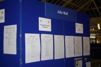 Nodarbinātības un konsultāciju izstāde <em>Jobs Expo</em> Dublinā