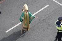 Dublinā Sv.Patrika parādes maršrutā izmaiņas