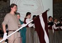 Atklātas Latvijas Simtgades svinības un kultūras dienas Īrijā