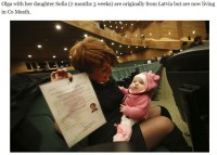 Īrijas pilsonību aprīlī saņem vairāk kā 3000 cilvēku