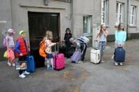 Nometne Vaiņodē aicina diasporas bērnus