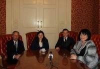 Latvijas un Īrijas izglītības ministriju amatpersonu tikšanās Dublinā