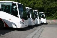<em>Bus Éireann</em> darbinieku streikam varētu pievienoties arī skolu autobusu šoferi