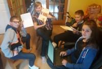 Jaunieši dalās iespaidos par savu pirmo nometni