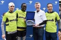 R. Zaķis izcīna 3.vietu Limerikas maratonā
