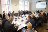 Pilsonības komisijā vienojas par saliedētības politikas pārvaldības modeļa pilnveidi