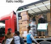 Ekonomiski kravu un paku pārvadājumi