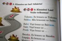 Aptauja: kā bērnam iemācīt latviešu valodu?