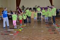 """Latviešu bērnu vasaras nometne florbolā """"Waterford 2017"""""""