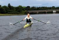 S. Pušpure - trīskārtēja Īrijas čempione