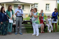 Diasporas skolotāji mācās radošumu