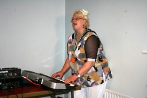 Inta pie klavierem